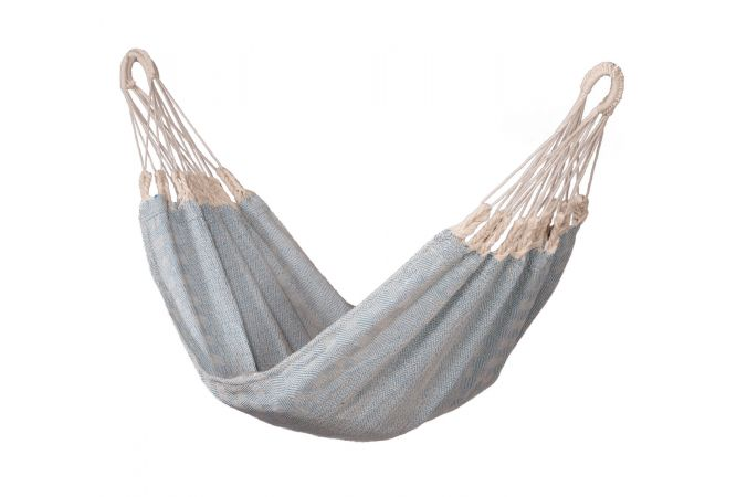 Baby Hammock 'Natural' Blue