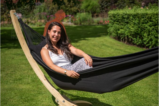 Hammock Single 'Classic' Black
