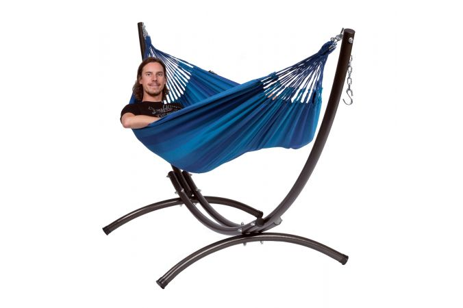 Hammock Single 'Dream' Blue