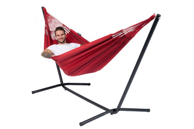 Hammock Single 'Dream' Red
