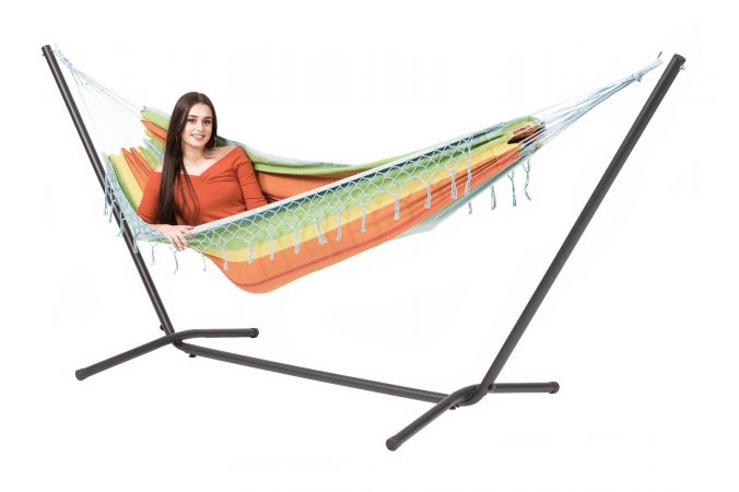 Hammock with Single Stand 'Easy & Grenada' Casablanca