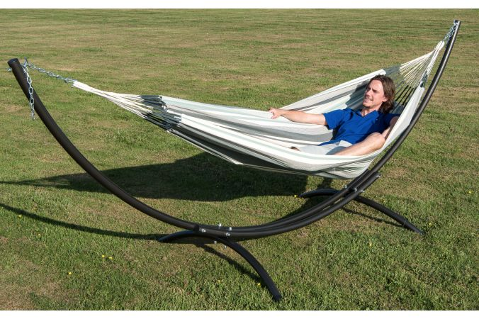Hammock Stand Single 'Arc'
