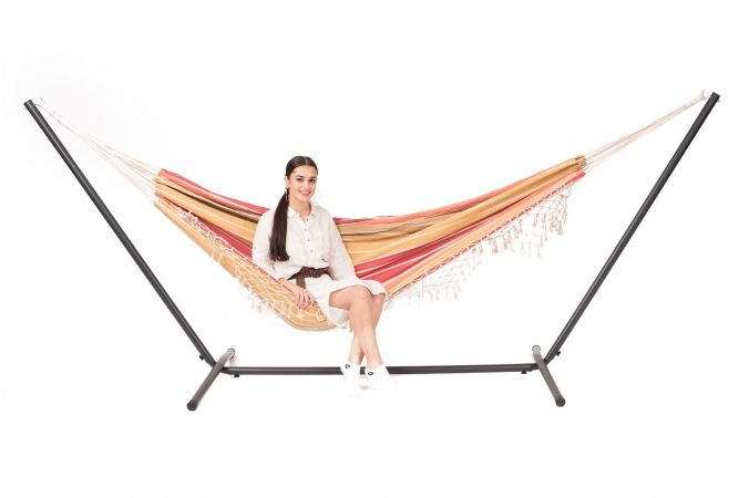 Hammock Stand Double 'Easy'