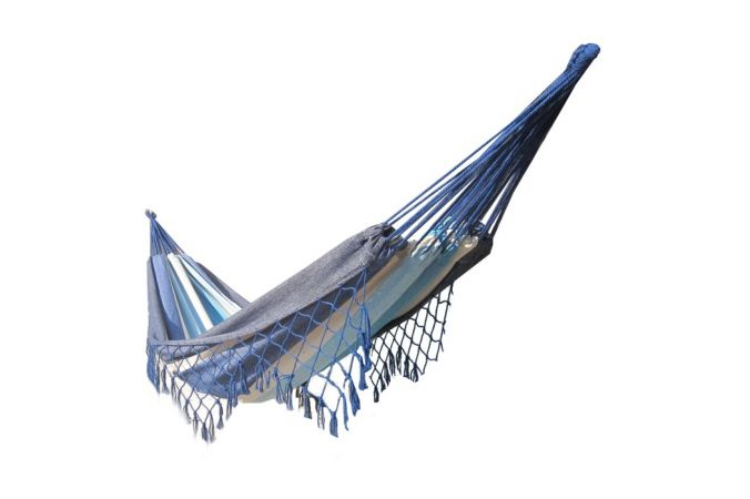 Hammock Double 'Tortuga' Sea