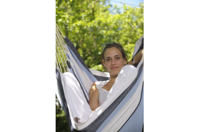Hanging Chair Single 'Havanna' Marine