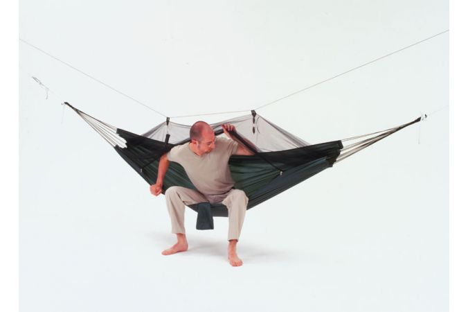 Travel Hammock 'Moskito' Impregnated