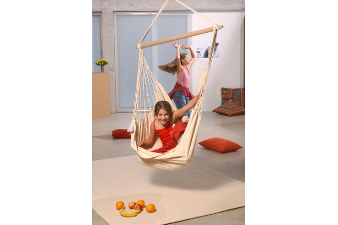 Hanging Chair Single 'Brasil' Natura