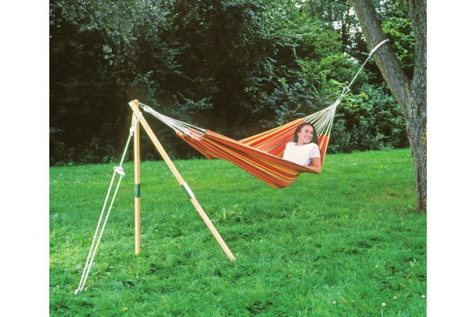 Hammock Stand Single 'Madera'