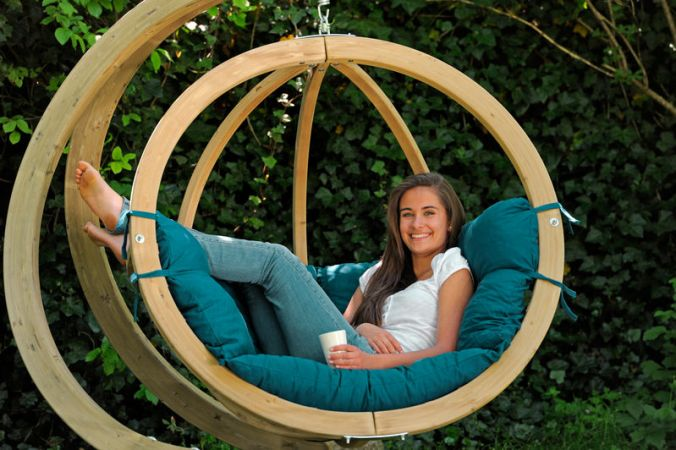 Hanging Chair Stand 'Globo' Retour