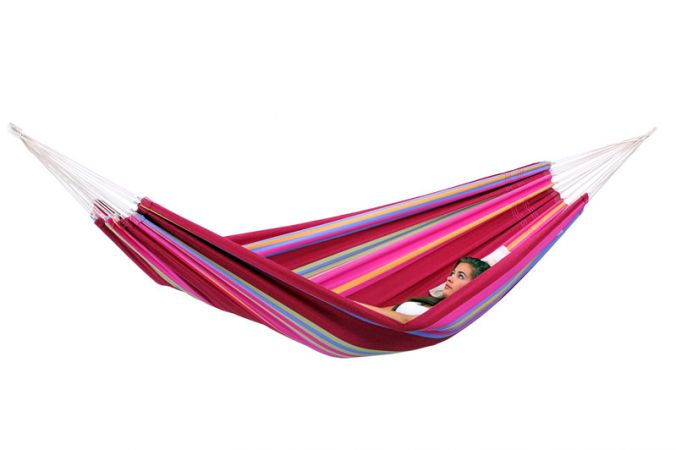 Hammock Double 'Barbados' Grenadine
