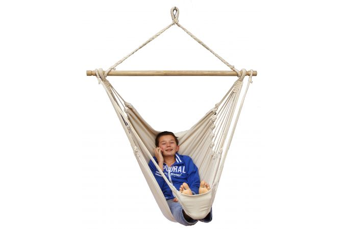 Hanging Chair Single 'Tropical' Natura Lounge