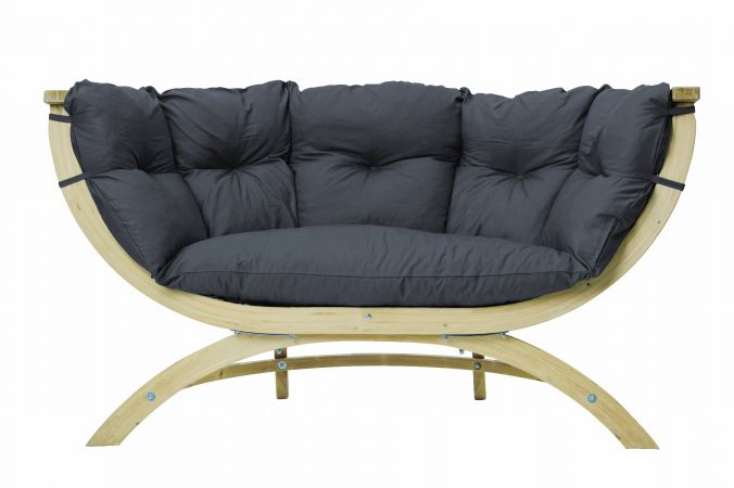Chair 'Siena' Anthracite