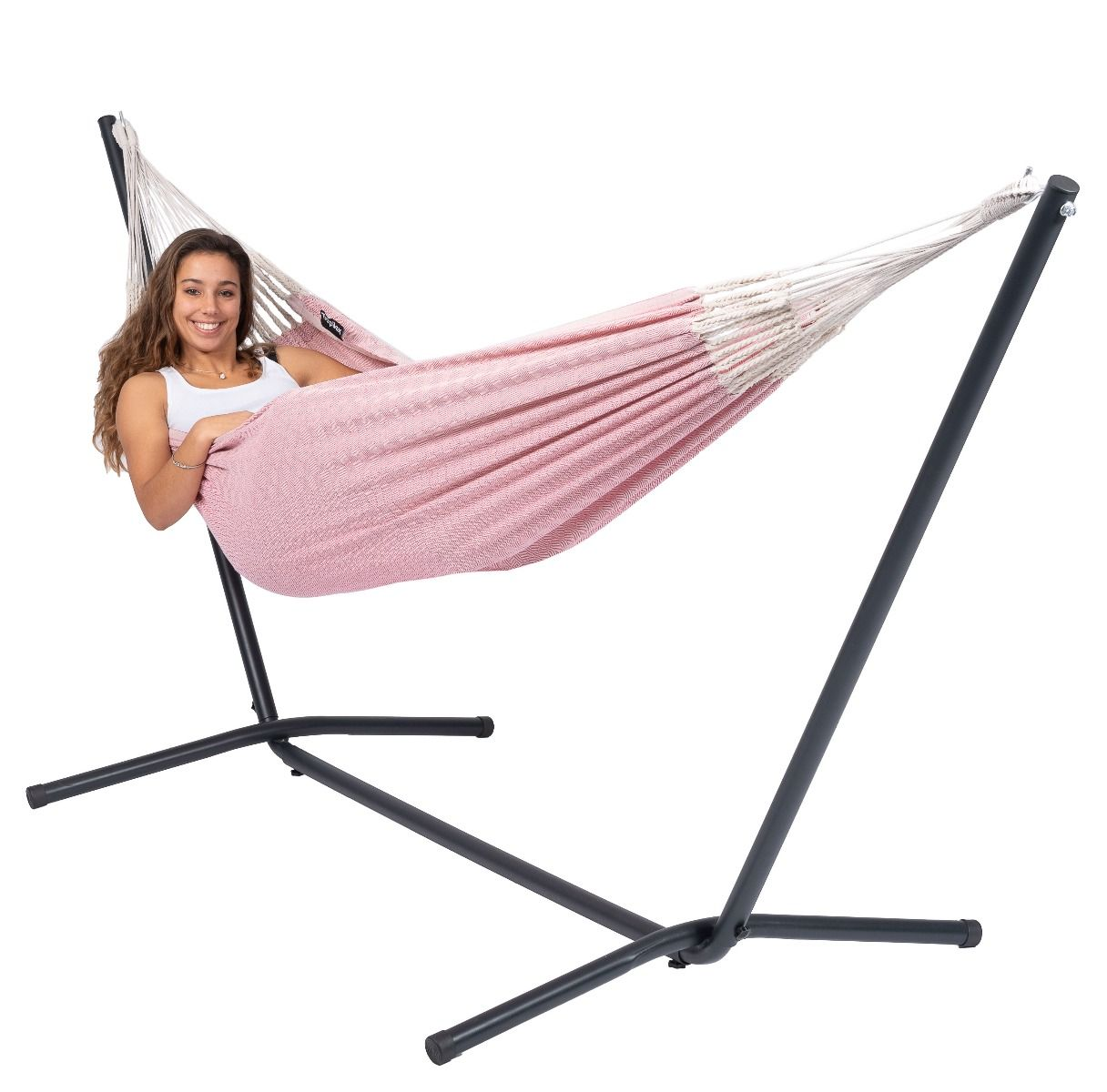 hammock single stand