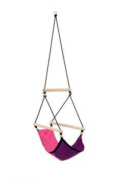 Kids Hanging Chair 'Swinger' Pink