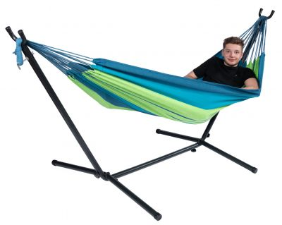 Hammock with Single Stand 'Pine' Single