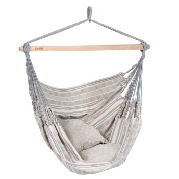 Hanging Chair Single 'Comfort' Smoke