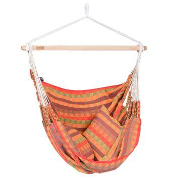 Hanging Chair Single 'Premium' Melon