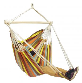 Hanging Chair Single 'Tropical' Autumn Lounge
