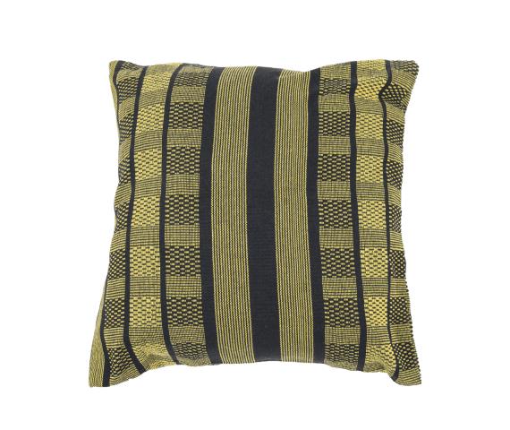 Pillow 'Black Edition' Gold