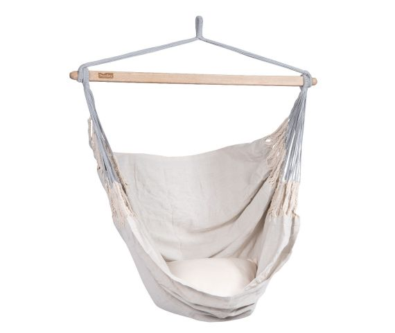 Hanging Chair Single 'Comfort' Pearl