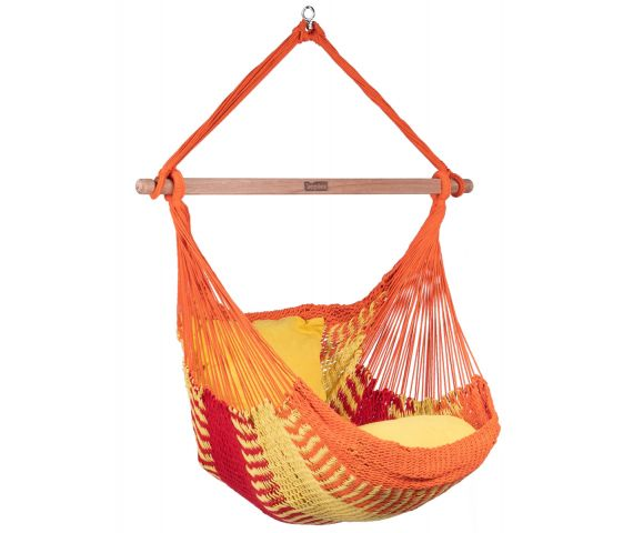 Hanging Chair Single 'Mexico' Fuego