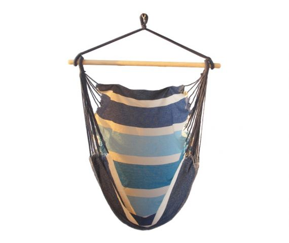 Hanging Chair Single 'Trinidad' Sea